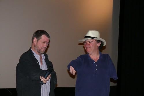 Theo Zavelberg und Niko von Glasow