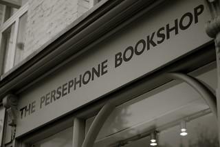 the persephone bookshop