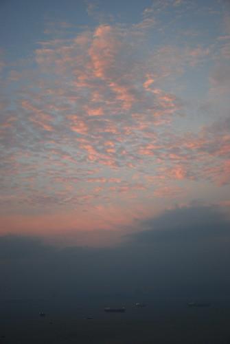 Sea at Dawn