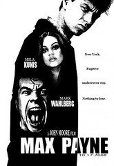Max Payne cartel película