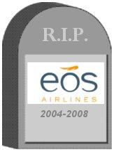 Eos Tombstone