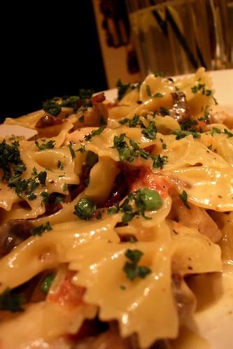大蒜pasta