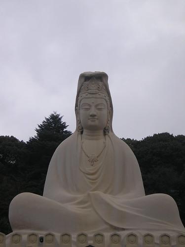 Ryozen Kannon, Kyoto, 3rd January 2009