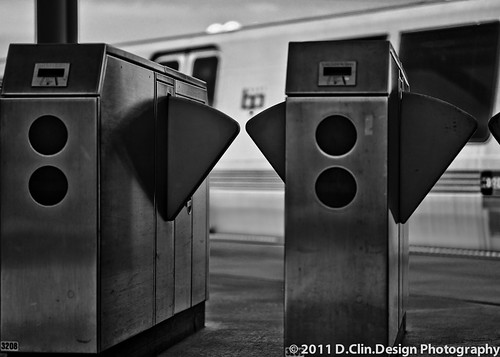 Bart Caltrain by d.clin.design