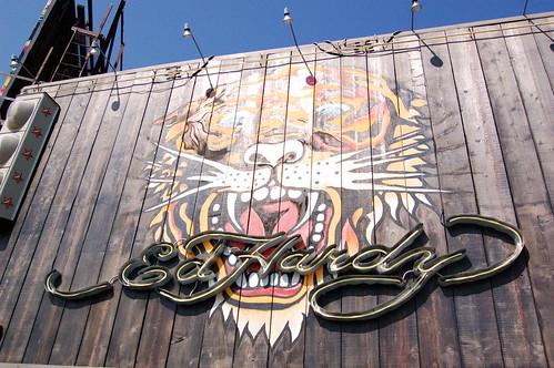 Ed Hardy Store by Dickies Europe.