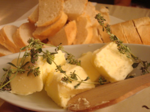 Butter and Thyme