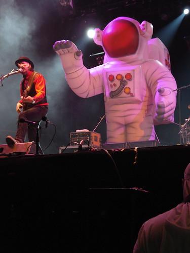 Primus Rothbury Music Festival 2008