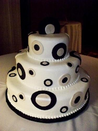 2699409974 c9d9362171 Baú de ideias: Decoração de casamento preto e branco