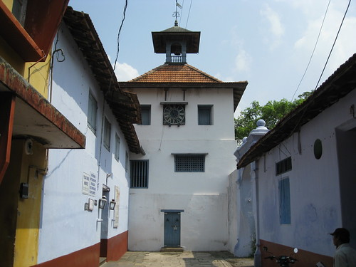 The 400 year old Synagogue (exterior)