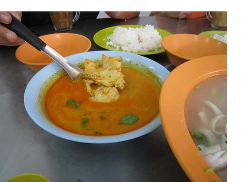 KK fish curry