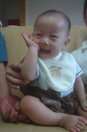 吃手指� 2