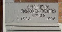 Greensburg Methodist Episcopal Church