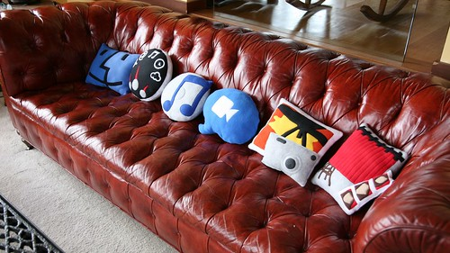 Icon Pillow Collection