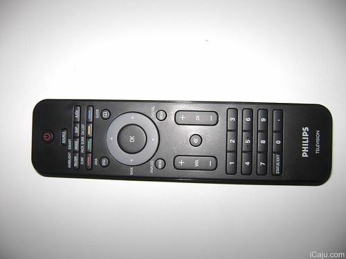 Controle da TV