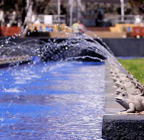 Plaza Tapatia Centro Guadalajara Jalisco Mexico