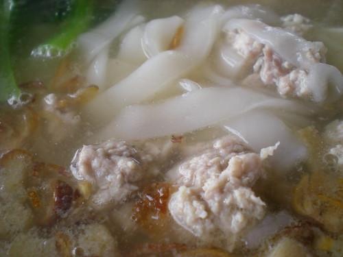 KongMaMa kway teow soup 2