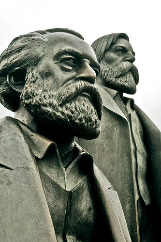 Marx i Engels II (by Jose Téllez)