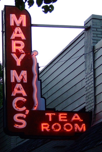 Mary Macs Tea Room Jobs