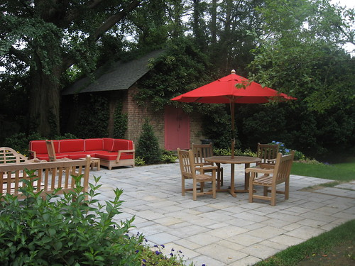 Patio at Orchard Hill
