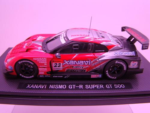 Ebbro Xanavi Nissan Skyline R35 GT-R