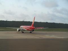 Livery nuevo de SBA (Santa Bárbara Airlines)