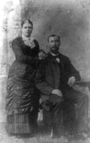 Tjaart and Martha Swart Nanninga