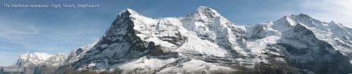 Eiger---Monsch---Jungfrau
