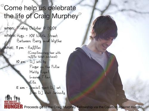 Craig Fundraiser