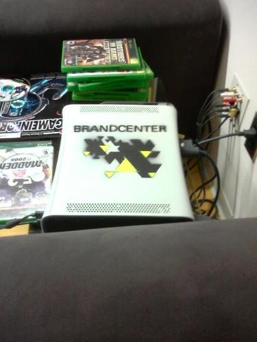 Brandcentered XBox