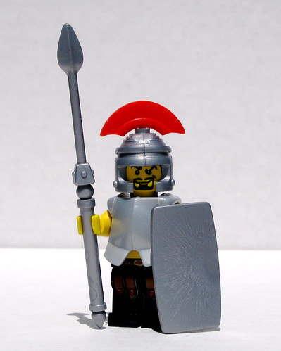 Lego Roman armor