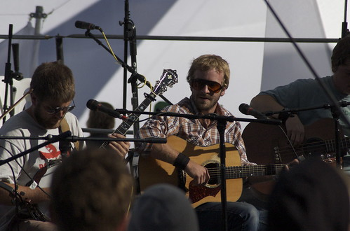 Flickr image of Trampled by Turtles by David Owen