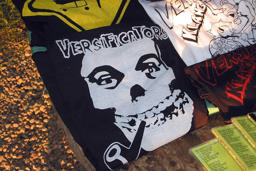 20080706 - X-Day - Versificators shirt - (by Scalpod) - 2656062825_33db550f2f_o