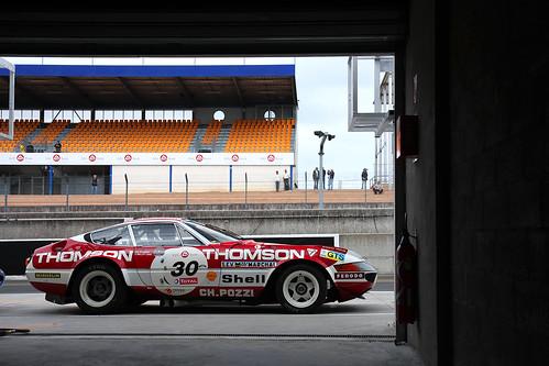 Ferrari  365 GTB/4 Gr.IV by Martin  Vincent.