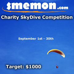 Charity Skydive Competition