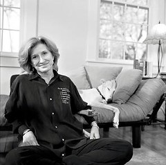 C.D. Wright by anthologist
