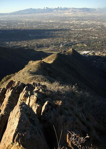The Ridge to Pencil Point