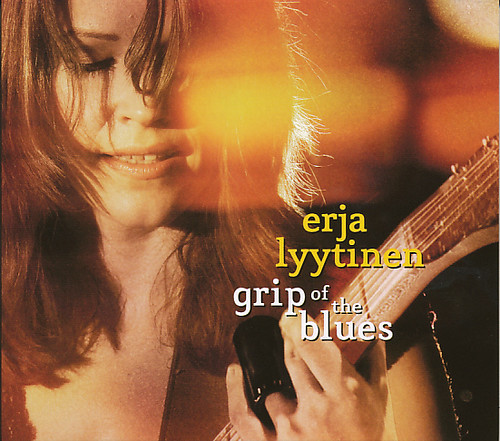 Erja Lyytinen - Grip Of The Blues (CD)