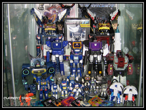 Soundwave Collection 271208