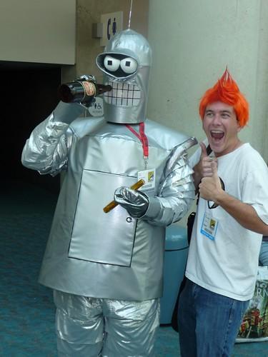 Comic-Con 2009 Day 02 - 31