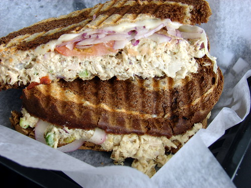 The Hurricane Tuna Melt