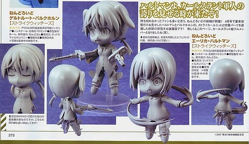 Nendoroid from Strike Witches