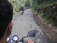 Biking to Ooty 125