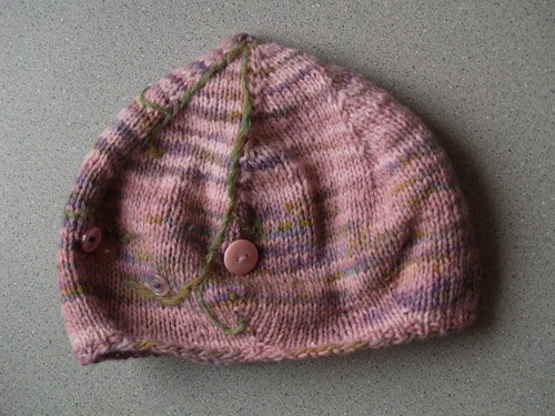 sweet pea hat