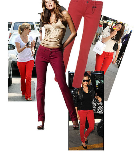 30somethingmom red jeans skinny