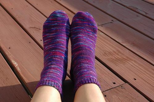 Meredith's Socks
