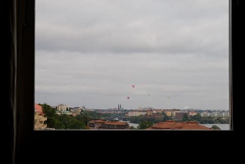 Stockholm balloons