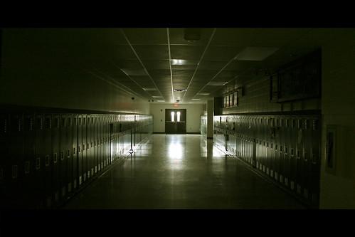 school exit