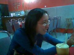 Mel's friend - Jessica