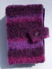Berry Delight Needle Book