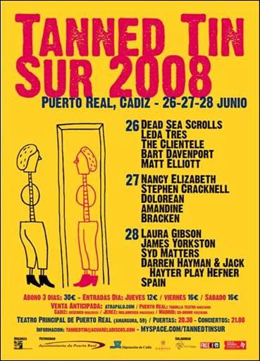 Festival Tanned Tin Sur 2008